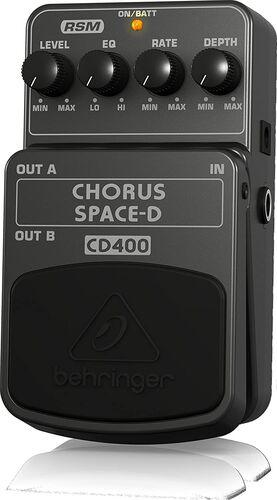PEDAL CHORUS SPACE-D BEHRINGER CD400