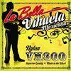 LA BELLA VIHUELA MEXICANA VM300 NYLON