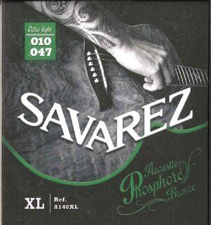 SAVAREZ ACUSTICA A140XL PHOSPHORE BRONZE 010-047