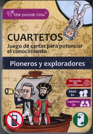 CUARTETOS: PIONEROS Y EXPLOTADORES