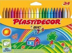 CERA 24 PLASTIDECOR COLORES