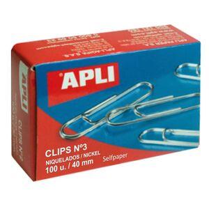 CLIPS Nº 3 APLI 40MM REF.11712