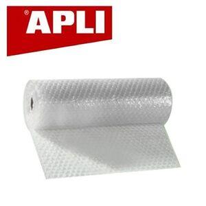 ROLLO PAPEL BURBUJAS 0,50 X 3 MT APLI REF.13137
