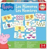 LOS NUMEROS - PEPPA PIG