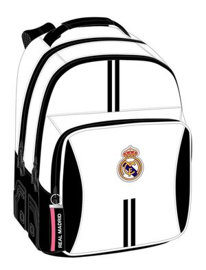 MOCHILA REAL MADRID ADAPTABLE A CARRO