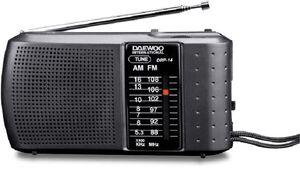 RADIO DAEWOO DRP-14