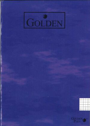 LIBRETA 4MM A5 50 HOJAS 70GR GOLDEN