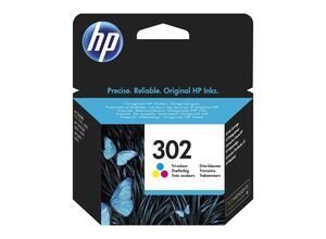 HEWLETT PACKARD HP 302 COLOR