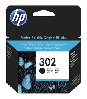 HEWLETT PACKARD HP 302 NEGRO