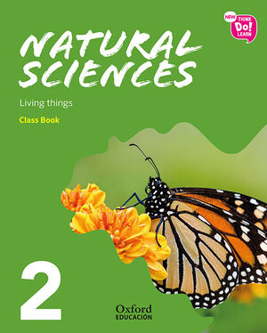 NEW THINK DO LEARN NATURAL SCIENCES 2. CLASS BOOK + STORIES PACK. LIVING THINGS