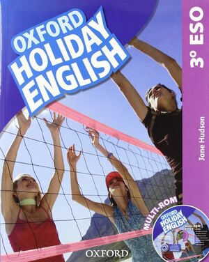 HOLIDAY ENGLISH 3.º ESO. STUDENT'S PACK 3RD EDITION