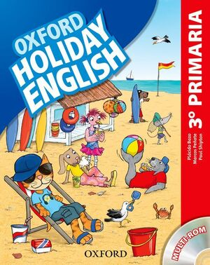 HOLIDAY ENGLISH 3.º PRIMARIA. STUDENT'S PACK 3RD EDITION