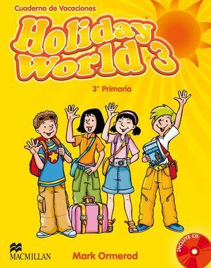 HOLIDAY WORLD 3 AB PK CAST