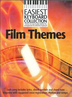 EASIEST KEYBOARD COLLECTION: FILM THEMES