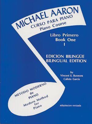 LIBRO 1. CURSO PARA PIANO
