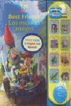 TOY STORY 8 BOTONES TRADUCTOR ESP/ENG