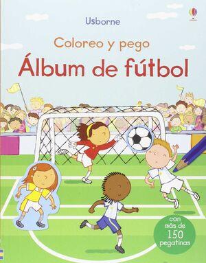 ALBUM DE FUTBOL