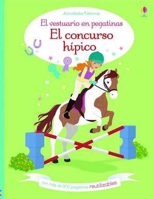 EL CONCURSO HÍPICO