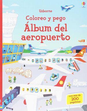 ALBUM DEL AEROPUERTO