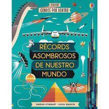 RECORDS ASOMBROSOS DE NUESTRO MUNDO