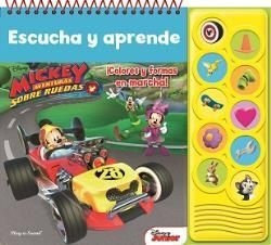 ESCUCHA Y APRENDE MICKEY Y LOS SUPERPILOTOS  LNLB