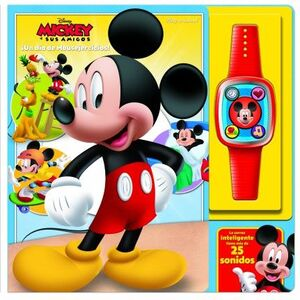 PULSERA INTELIGENTE MICKEY SMART BAND