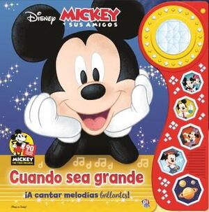 LUCES BAILARINAS MICKEY MINNIE DLXMD