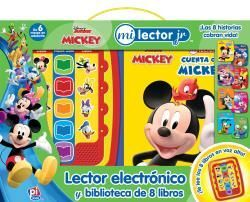 LECTOR MÁGICO JUNIOR MICKEY ME READER JR