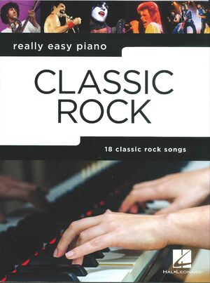 CLASSIC ROCK REALLY EASY PIANO