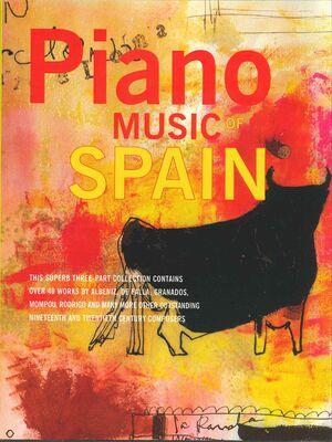 PIANO MUSIC OF SPAIN