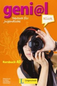 GENI@L KLICK A1, LIBRO DEL ALUMNO + CD