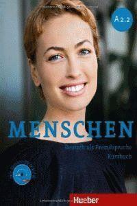 MENSCHEN A2.2 KB+DVD-ROM (ALUM.)