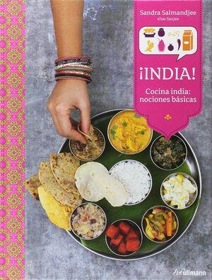 INDIA. COCINA BÁSICA