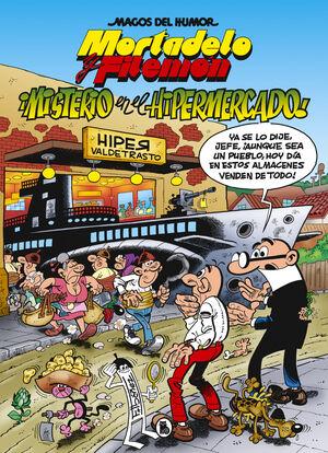 205.MISTERIO EN EL HIPERMERCADO.(MAGOS DEL HUMOR)