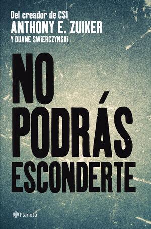 NO PODRÁS ESCONDERTE