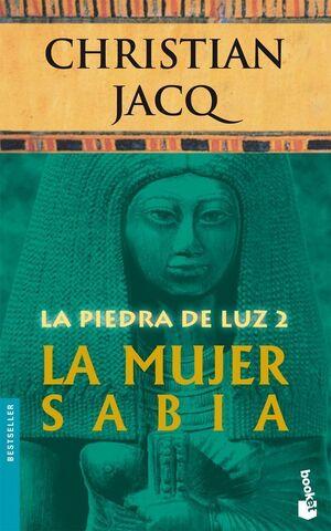 LA MUJER SABIA (LA PIEDRA DE LUZ 2)