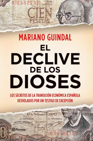 EL DECLIVE DE LOS DIOSES