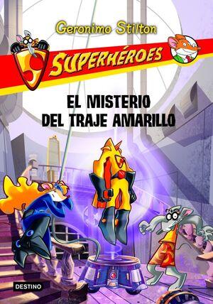 EL MISTERIO DEL TRAJE AMARILLO