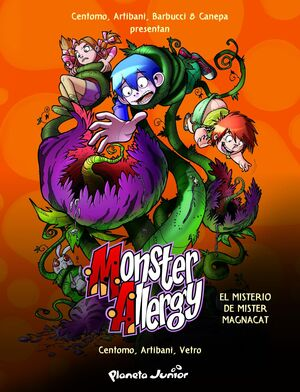 EL MISTERIO DE MISTER MAGNACAT