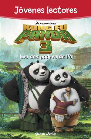 KUNG FU PANDA 3. LOS DOS PADRES DE PO