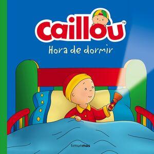 CAILLOU. HORA DE DORMIR