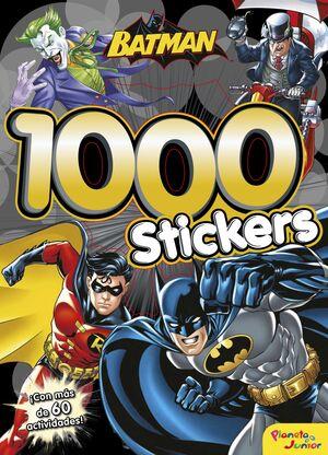 BATMAN. 1000 STICKERS