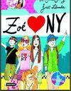 PACK ZOE4.NY+COLLAR