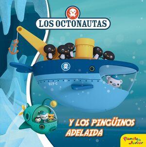 LOS OCTONAUTAS Y LOS PINGÜINOS ADELAIDA