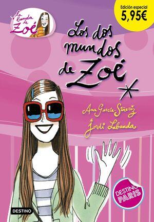 LOS DOS MUNDOS DE ZOÉ. EDICIÓN ESPECIAL 5,95