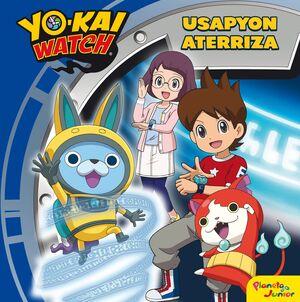 YO-KAI WATCH. USAPYON ATERRIZA