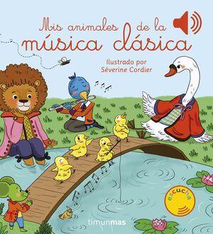 MIS ANIMALES DE LA MUSICA CLASICA