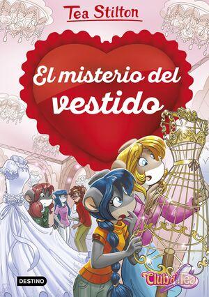 TS- DETECTIVES 6. EL MISTERIO DEL VESTIDO