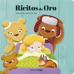 RICITOS DE ORO. CUENTO CON MECANISMOS