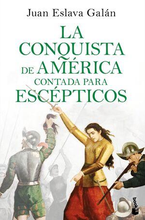 CONQUISTA AMERICA CONTADA PARA ESCEPTICOS/COL.ESPE